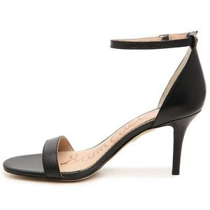 NWOT Sam Edelman Patti Leather Heels